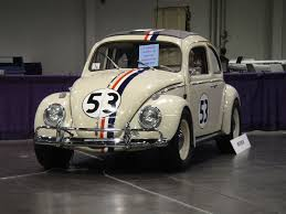 volkswagen old beetle modified herbie wikipedia