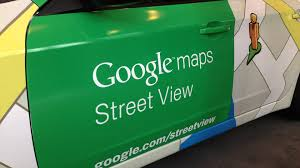 Street View Google Map Google Street View Goes