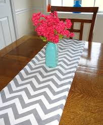zig zag table runner grey chevron table runner zig zag table top runner wedding table