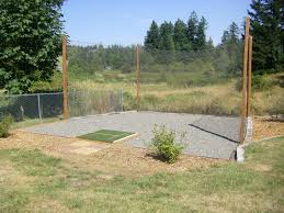 backyard driving range design and ideas of house