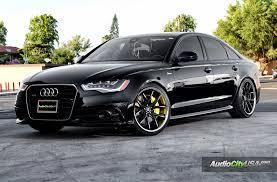audi supercharged a6 audi a6 3 0 supercharged on 20 lexani r twelve wheels black
