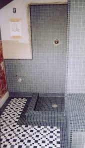 30 pictures of using mosaic tile for shower floor