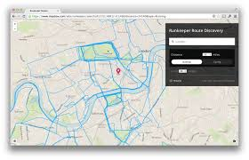Map Your Run Discover A Run With Runkeeper U2013 Points Of Interest