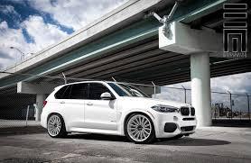 Bmw X5 Custom - bmw x5 stanced on classy custom wheels by exclusive motoring