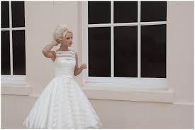 50 s style wedding dresses house of mooshki vintage inspired wedding dresses london