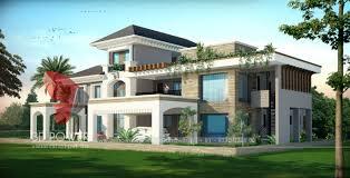 3d bungalow design 3d modern bungalow rendering u0026 elevation