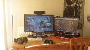 gaming setup ps4 share your console setups