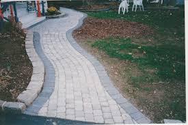 Front Yard Walkway Landscaping Ideas - twelve front yard walkways ideas concrete pavers guide