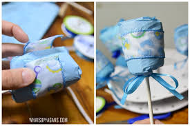 party favors for baby showers diy rattle the baby shower party favor
