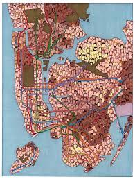 Ohare Map Drawing U2014 Kieran O U0027hare