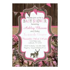 camouflage baby shower camo baby shower invitations announcements zazzle