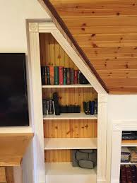 Swinging Bookcase Automatic Secret Library Door 5 Steps With Pictures