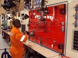 Auto Electrical Test Bench Ctc Colliery Training College