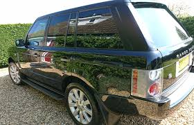 range rover van range rover u2013 eco steam valet