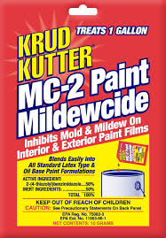 krud kutter mc21048 di all mc 2 paint mildewcide interior exterior