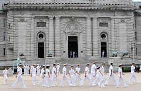 United States Naval Academy Map by Calling All Midshipmen Cell Service Comes To Naval Academy U0027s