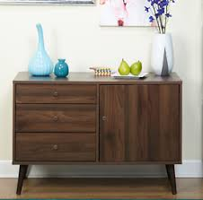 mid century buffet cabinet sideboard china credenza bar with