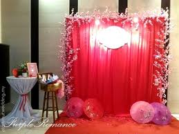 wedding backdrop malaysia indoor reception decorations photo booth theme