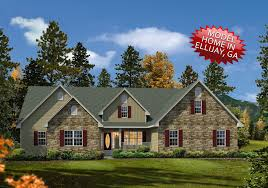 1 Story Homes Country Colonial I Welcome To Trinity Custom Homes