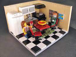 lego kitchen bricks and more nice kitchen