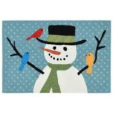 Snowman Rug Christmas Rugs You U0027ll Love Wayfair