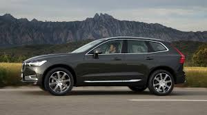 2018 Xc60 2018 Volvo Xc60 First Drive Sweden U0027s Best Seller Gets A Proper Updo