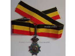 belgium special decoration mutuality commander s cross 1st class