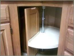 upper corner cabinet options lazy susan alternatives cabinet kitchen cabinet lazy alternatives