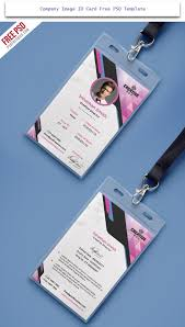 30 creative id card design examples with free download tech trainee