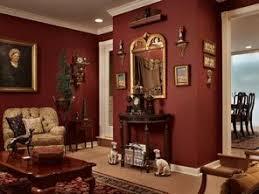 burgundy living room decor fireplace living