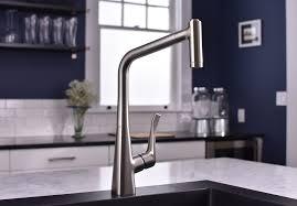 cer kitchen faucet hansgrohe kitchen faucets metris metris 2 spray higharc kitchen