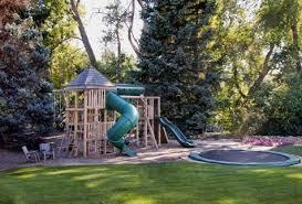 Backyard Play Structure by Designing A Kid Friendly Backyard Elite Sprinkler