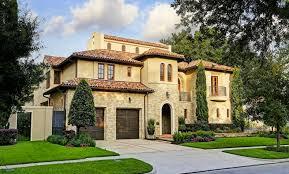 mediterranean style home 2 695 million mediterranean style home in houston homes of