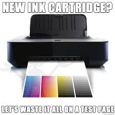 Printer Meme - this is my printer meme on imgur
