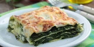 jeux de cuisine lasagne lasagnes aux épinards oseille et féta recettes femme actuelle