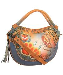genti piele handmade geanta aretha din piele naturala anuschka ilux ro