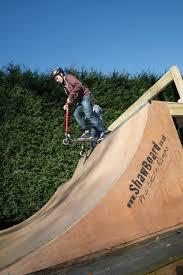 shawboard pro skate ramps