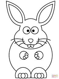 drawn bunny color pencil and in color drawn bunny color