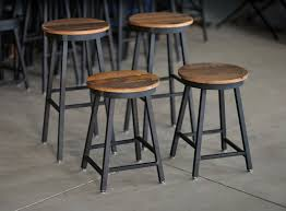 furniture metal bar stools with metal stools delightful design
