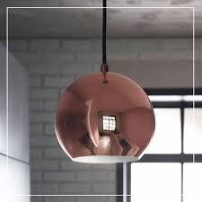 le suspension cuisine suspension colours bocheti cuivre ø20 8 x h 123 cm bricolage