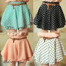 skirt polka dots colorful perfection amazing dress wonderful