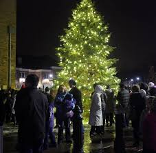 pretty lights tree lighting events celebrations across