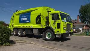 kitchener garbage collection toronto demanding answers after garbage truck mixing
