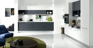 grand tapis cuisine grand tapis cuisine cuisine ouverte noir blanc moderne fauteuils