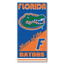 university of florida gators beach towel