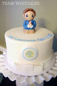 21 best first communion cakes images on pinterest first