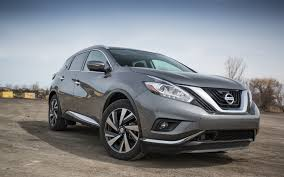 nissan murano old model 2015 nissan murano updated exterior and upgraded comfort the