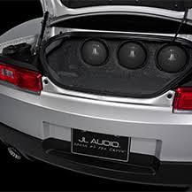 jl audi jl audio car audio amplifiers speakers subwoofers at sonic