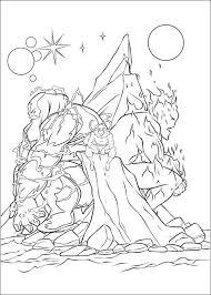 Coloriage Dessins Dessins à imprimer et la couleur en ligne Thor