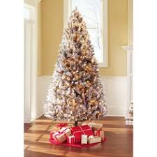 holiday time pre lit 7 u0027 montgomery pine artificial christmas tree